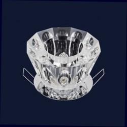 Точечный светильник (встраиваемый) 719010 G9+712 круг G9 80 CH Картинка