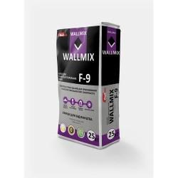Клей для приклеивания пенополистерольных плит Wallmix F9 25 кг Картинка 1000101021