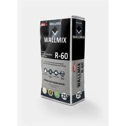 Смесь гидроизоляционная жёсткая Wallmix R60 25 кг Картинка 1000101039