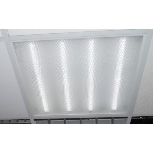 Светильник растровый Lumen 600*600 LED 4х10 холодный свет Картинка