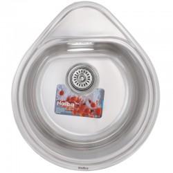 Сталева мийка Haiba 50-44 polish