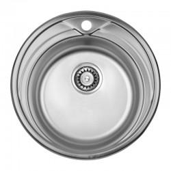 Кухонна мийка ULA 7109 U Micro Decor ULA7109DEC08