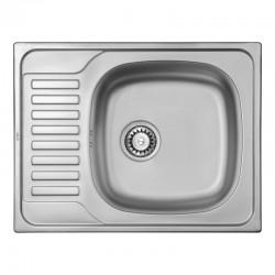 Кухонная мойка ULA 7201 U Micro Decor ULA7201DEC08