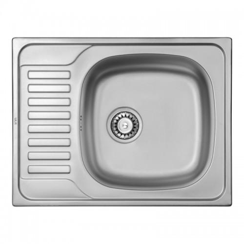 Кухонная мойка ULA 7201 U Micro Decor ULA7201DEC08 Картинка 100201705