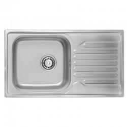 Кухонная мойка ULA 7204 Decor ULA7204DEC08