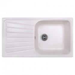 Кухонна мийка Fosto 8146 SGA-203 FOS8146SGA203