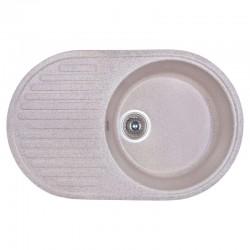 Кухонна мийка Fosto 7446 SGA-300 FOS7446SGA300