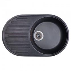 Кухонна мийка Fosto 7446 SGA-420 FOS7446SGA420
