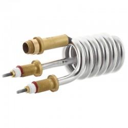 ТЭН для водонагревателя ZERIX ELH-3000B ELW10 и ELW11 с индик. темп. ZX3046 Картинка 100204163