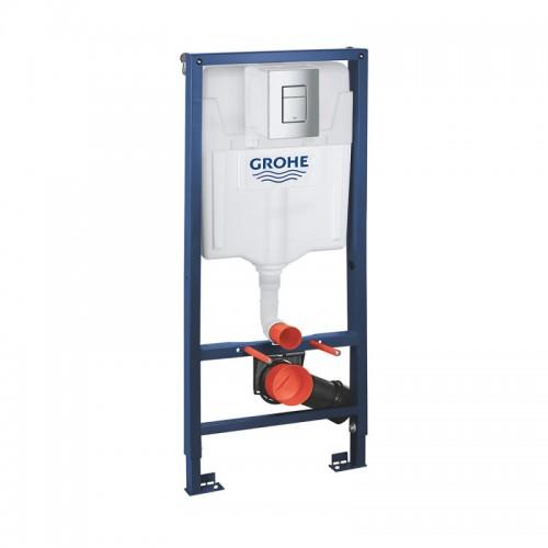 Інсталяція для унітазу Grohe Rapid SL комплект 3 в 1 38772001 Картинка 10020820