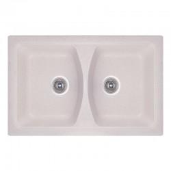 Кухонна мийка Fosto 7950 SGA-800 FOS7950SGA800