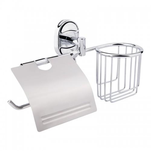 Держатель для туалетной бумаги Lidz CRM -114.03.02 Картинка 100202841