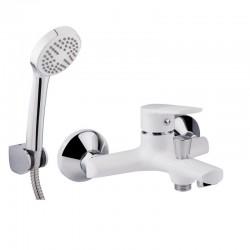 Смеситель для ванны Q-Tap Polaris WHI 006 k35