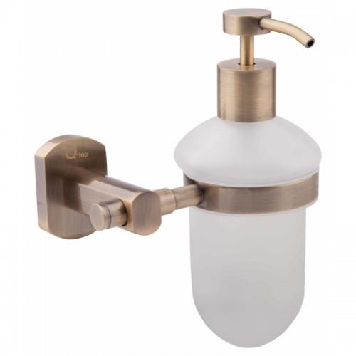 Дозатор для жидкого мыла Q-Tap Liberty ANT 1152 Картинка 10904002
