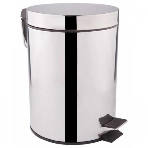 Ведро для мусора Q-Tap Liberty CRM 1149 5 л Картинка 10909005
