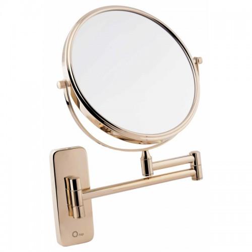 Зеркало косметическое Q-tap Liberty ORO 1147 Картинка 10909006
