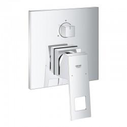 Внешняя часть смесителя для ванны Grohe Eurocube 24094000 на три потребителя