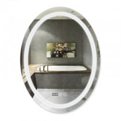 Зеркало Qtap Mideya с антизапотеванием 600х800 QT2078F801W