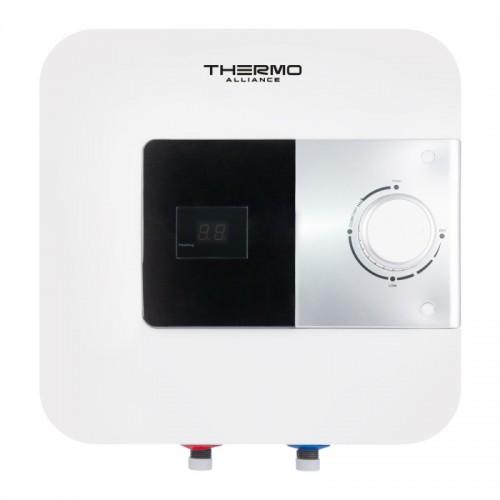 Водонагреватель Thermo Alliance 10 л над мойкой, мокрый ТЭН 1,5 кВт SF10X15N Картинка 100203020