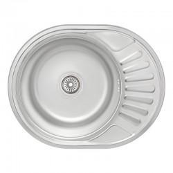 Кухонна мийка Imperial 5745 Micro Decor IMP574508MICDEC