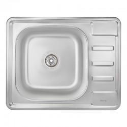Кухонна мийка Imperial 6350 Micro Decor IMP635008MICDEC