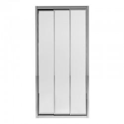 Душевая дверь в нишу Qtap Unifold CRM208.C4