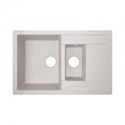 Кухонная мойка Lidz 780x495/200 GRA-09 LIDZGRA09780495200