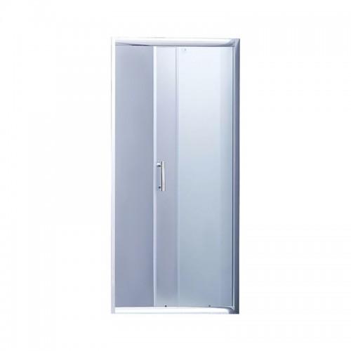 Душевая дверь в нишу Lidz Zycie SD120x185.CRM.FR Frost Картинка 100202814