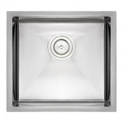 Кухонна мийка Qtap D4843 2.7 / 1.0 мм QTD484310