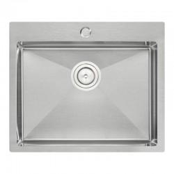 Кухонная мойка Qtap D6050 2.7/1.0 мм QTD605010