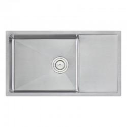 Кухонная мойка Qtap D7844 3.0/1.2 мм QTD784412