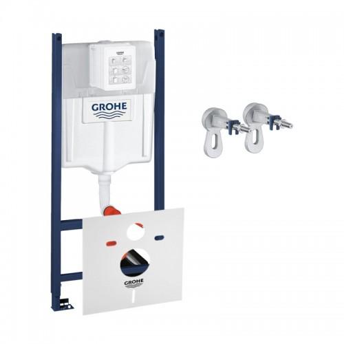 Інсталяція для унітазу Grohe Rapid SL комплект 3 в 1 3884000G Картинка 10020821