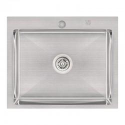 Кухонная мойка Lidz H6050 Brush 3.0/1.0 мм LIDZH6050BRU3010