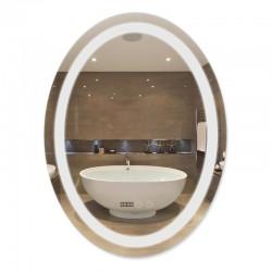 Зеркало Qtap Mideya с антизапотеванием 600х800 QT2078F8051W