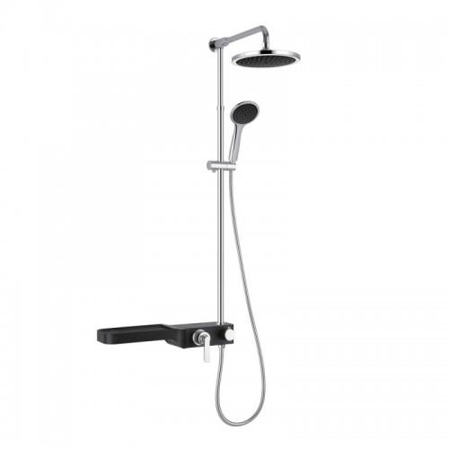 Душевая система Q-tap 1104 BLA Картинка 10202143