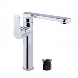 Змішувач для кухні Q-Tap Eco CRM 007 U k35