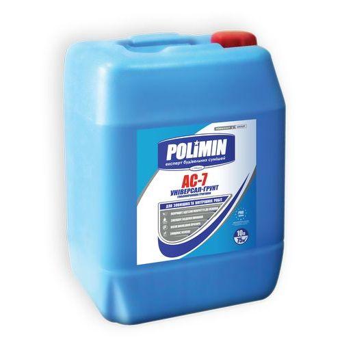 Грунтовка Polimin AC 7 готовая к применению 10л Картинка 70402032
