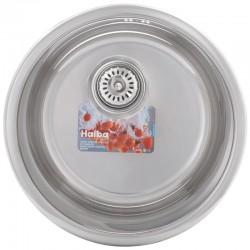 Сталева мийка Haiba 440 polish
