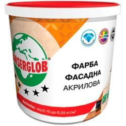 Краска акриловая фасадная Anserglob 10л