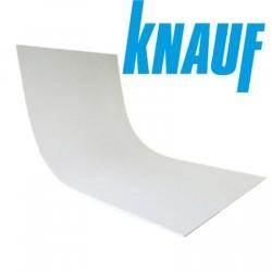 Гипсокартон арочный Knauf гибкий 2500мм 1200мм 12,5мм Картинка 70301012