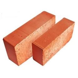 Кирпич красный рядовой М100 керамический Золочев
