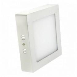 Светильник накладной TM Belson квадрат 24W-6000 Картинка