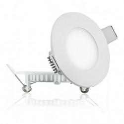 Светильник встраиваемый TM Belson круг 3W-4000 Картинка
