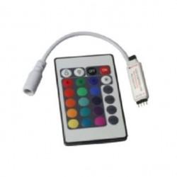 Контроллер LED Oselya 12V 72W 6A (2A на канал) ИК пульт Картинка