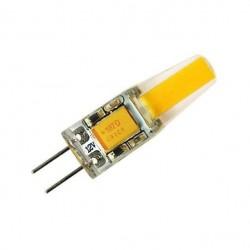 Лампа LED Oselya G4 3,5W 12вольт 5000к 9,7х28 Картинка