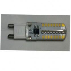 Лампа LED Oselya G9 3W 220вольт 3000к 15х32 Картинка