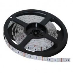 Светодиодная лента LED Oselya smd 5050 кол. 60/м 12V 14,4W/m IP65 Белый Картинка