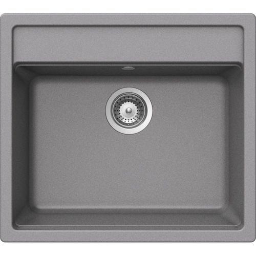Teka MENORCA 60 S TG 88686 серый металлик Картинка 10120033