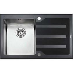 Teka LUX 1B 1D RHD 78 черное стекло 12129006 полированная