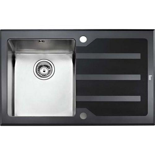 Teka LUX 1B 1D RHD 78 черное стекло 12129006 полированная Картинка 10110014